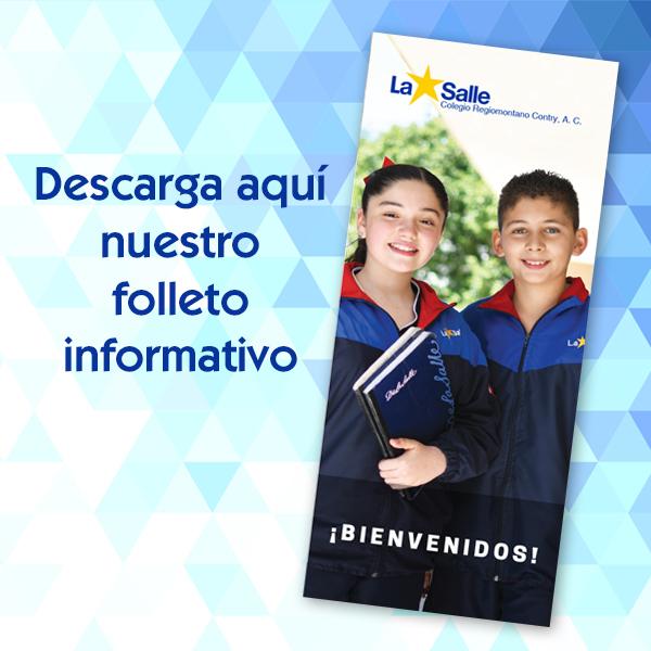folleto informativo 600 x 600