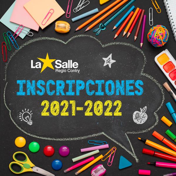 inscripciones 2021-2022